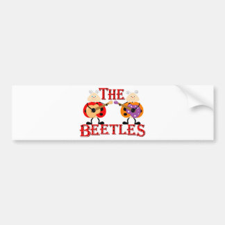 The Beetles Custom line Bumper Sticker