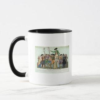 The Beginning of the French Revolution Mug
