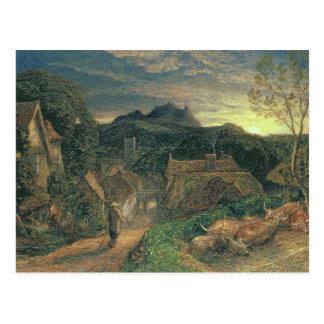 The Bellman Postcard