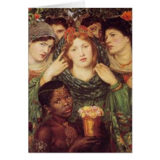"""The Beloved Bride"" - Blank Card"