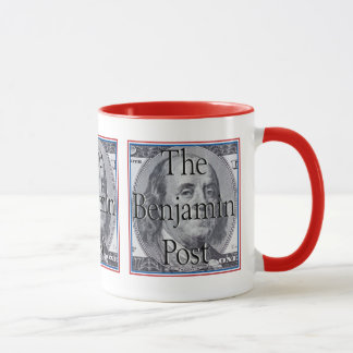 The Benjamin Post Mug