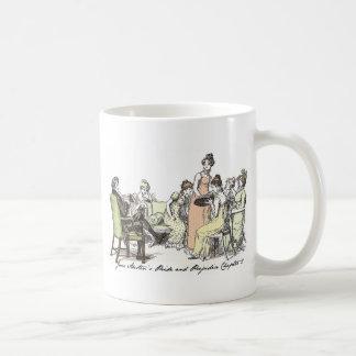The Bennets of Longbourn - Jane Austen's P&P Coffee Mug