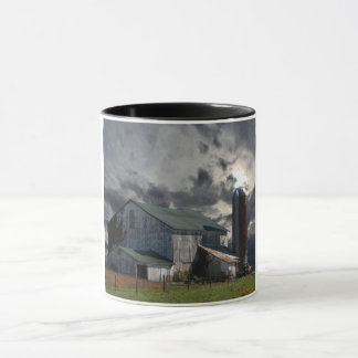 The Berger Barn Mug