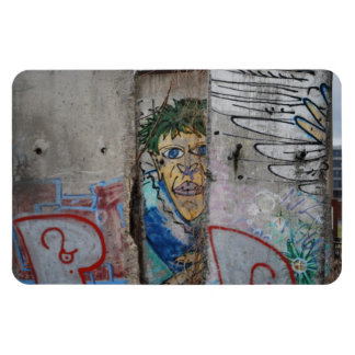 The Berlin Wall - Germany Rectangular Photo Magnet