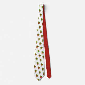 The Berries, All Over Strawberry Print Tie