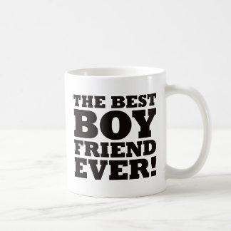 The Best Boyfriend Ever Mugs