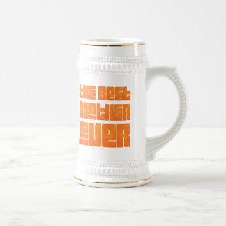 The Best Brother Ever fun gorgeous gift for brothe Beer Stein