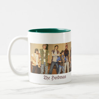 The Best Christmas Pageant Ever Two-Tone Coffee Mug