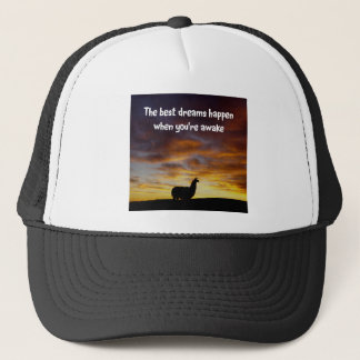 The Best Dreams Happen... Trucker Hat