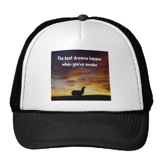 The Best Dreams Happen... Trucker Hat