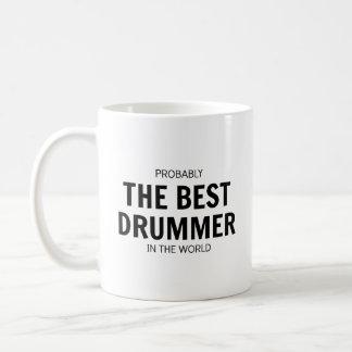 The Best Drummer Mug