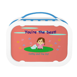 The best friend lunch box