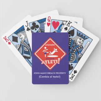 THE BEST GAME OF THE ATLETI POKER DECK