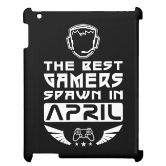 The Best Gamers Spawn in April Cover For The iPad