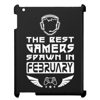 The Best Gamers Spawn in February Case For The iPad 2 3 4