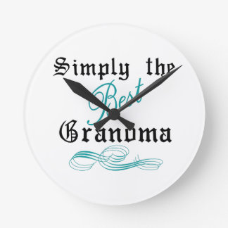 The Best Grandma Wallclocks