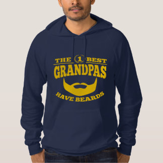 The Best Grandpas Have Beards Hoodie