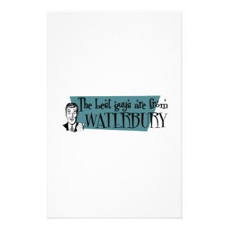The best guys are from Waterbury Stationery