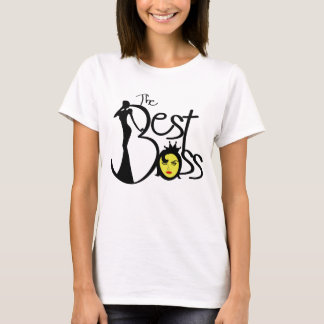 The Best lady boss T-Shirt