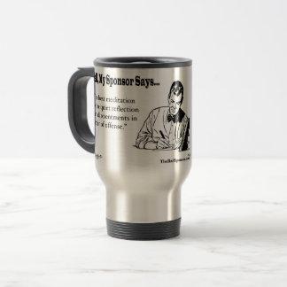 The best meditation.... travel mug