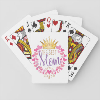 The Best Mom Poker Deck