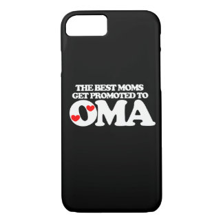 The Best Moms get promoted to OMA iPhone 7 Case