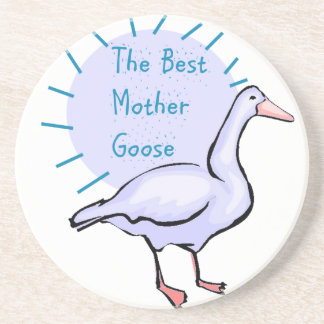 The Best Mother Goose Coaster