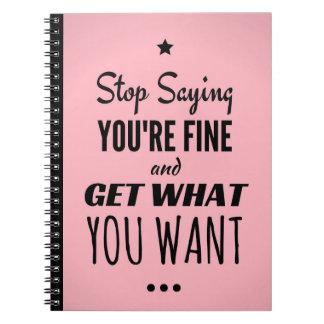 The Best Motivational & Inspirational Notebook
