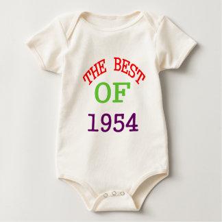 The Best OF 1954 Baby Bodysuit