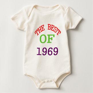 The Best OF 1969 Baby Bodysuit