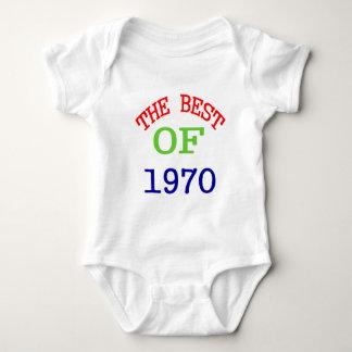 The Best OF 1970 Baby Bodysuit