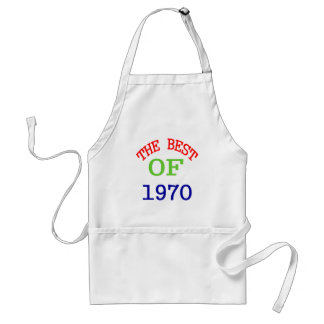 The Best OF 1970 Standard Apron