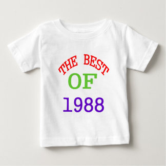 The Best OF 1988 Baby T-Shirt