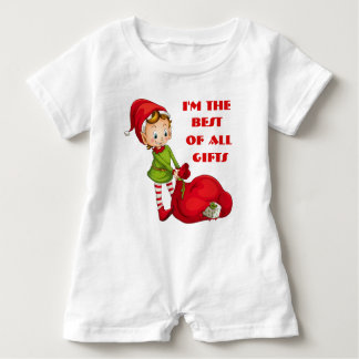 The Best Of All Gifts Baby Romper