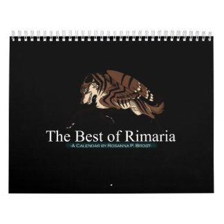 The Best of Rimaria Wall Calendars