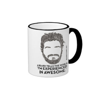 The Best Part of Waking Up... Ringer Coffee Mug