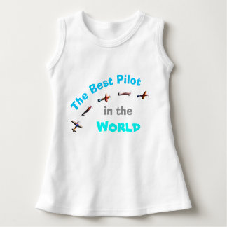 The Best Pilot in the World Dress