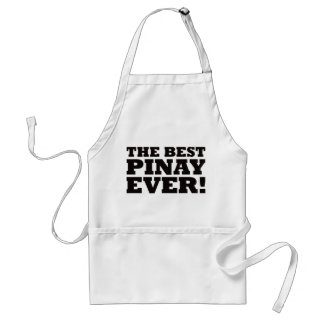 The Best Pinay Ever Standard Apron
