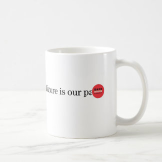 The best present for the future mug
