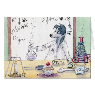 The Best Science Teacher - Thank you Greeting Card