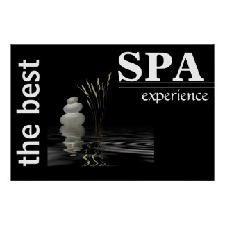 The Best Spa Experience Poster