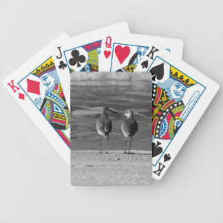 The Best Things in Life Are Free Bicycle Playing Cards