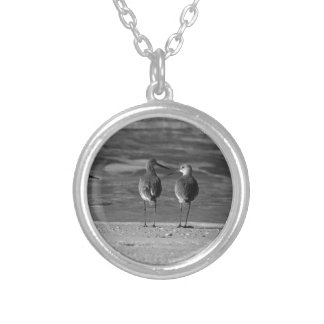 The Best Things in Life Are Free Silver Plated Necklace