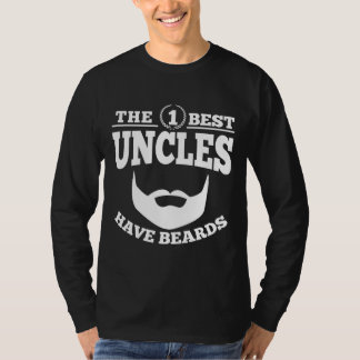 The Best Uncles Have Beards T-Shirt