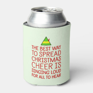 The Best Way To Spread Christmas Cheer Can Cooler
