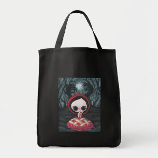 The better to eat you with tote bag