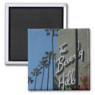 The Beverly Hills Hotel Magnet