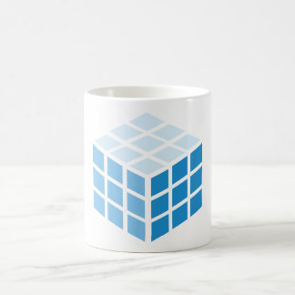 The Bick cube Coffee Mug