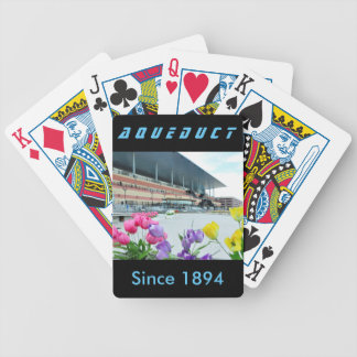 The Big A Bicycle Playing Cards