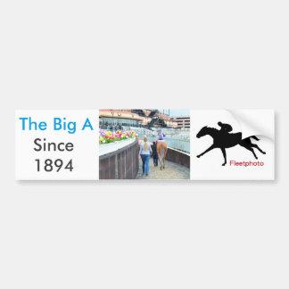 The Big A - Dylan Davis Bumper Sticker